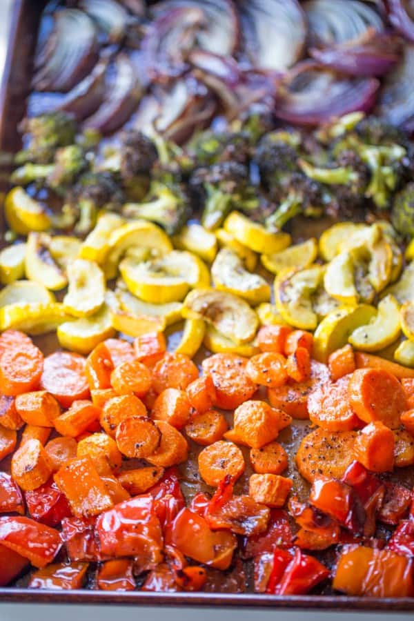 32 Amazing Roasted Vegetable Recipes