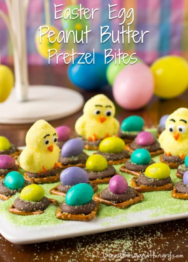 20 Bunnylicious Easter Treats