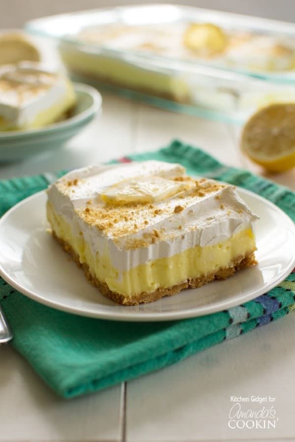 Pucker Up: 47 Luscious Lemon Recipes