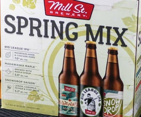 Mill St. Brewery Spring Mix