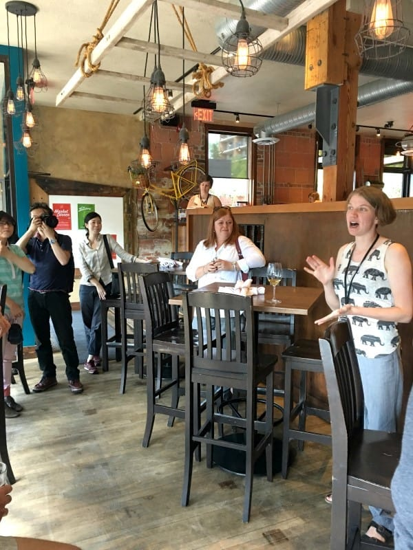 Alberta Food Tours - Savoring 17th Ave SW Calgary