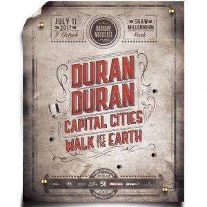 Roundup MusicFest – Duran Duran