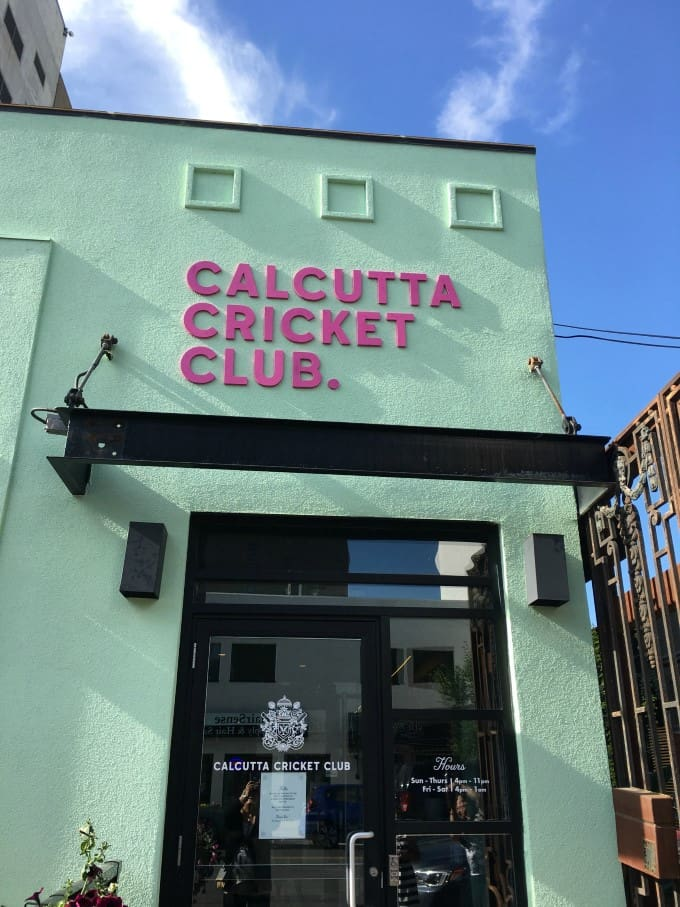 Calcutta Cricket Club