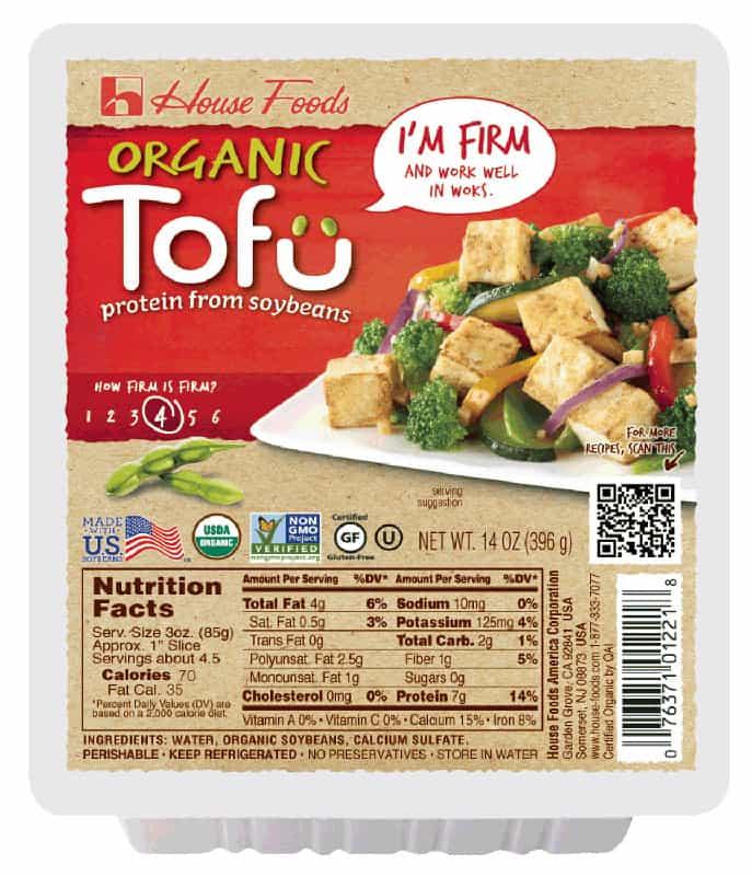 House Foods Tofu Recipes