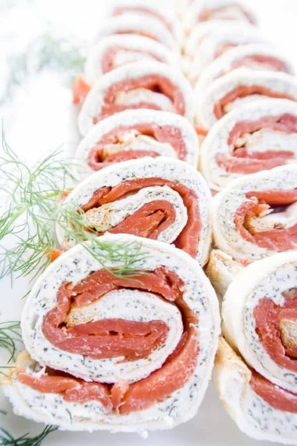 22 Perfect Pinwheel Recipes