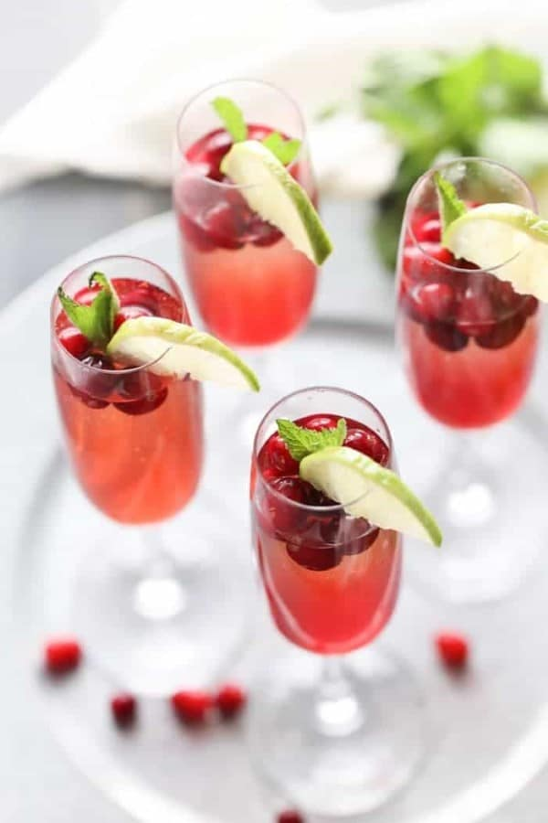 35 Festive Cocktails