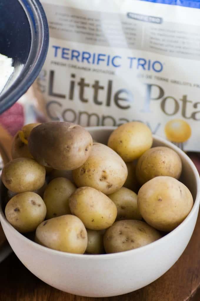 Baked Potato Fondue