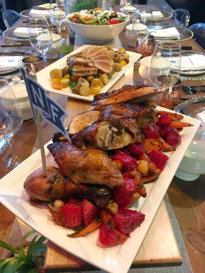 Michael Noble Introduces Noble Fare - Catering and Events