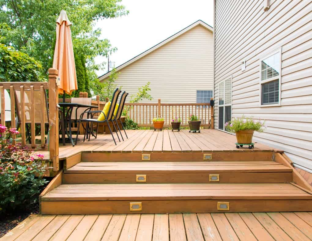 How to Spring Clean Your Deck or Patio