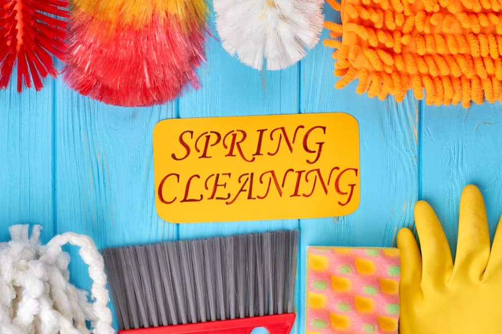 How to Spring Clean Your Kitchen