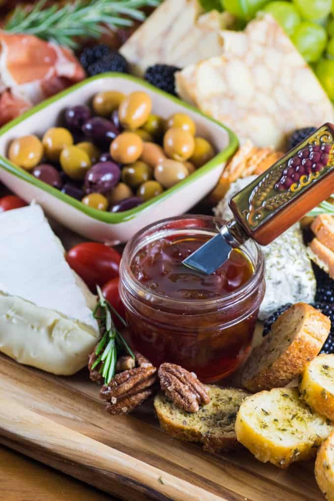 How to Entertain with Cheese, Wine and Charcuterie