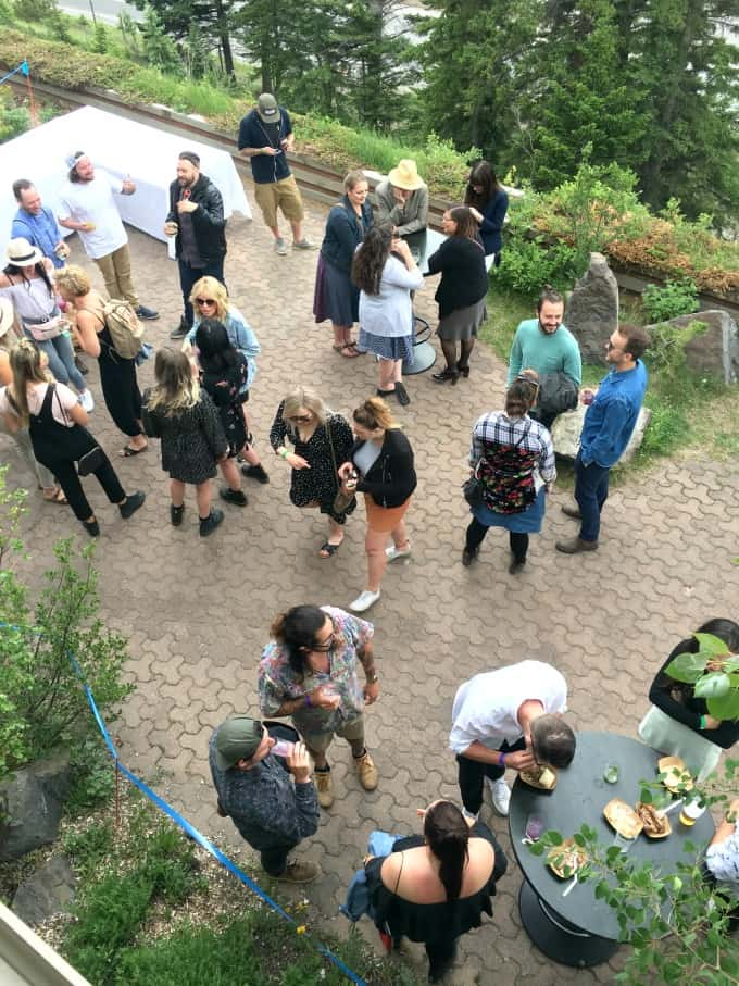 Summer Solstice Celebration at The Juniper Bistro, Banff