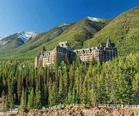 Eat The Castle at The Fairmont Banff Springs Hotel