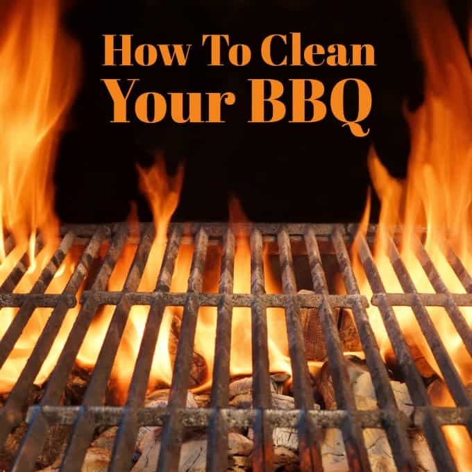 How to Clean Your BBQ