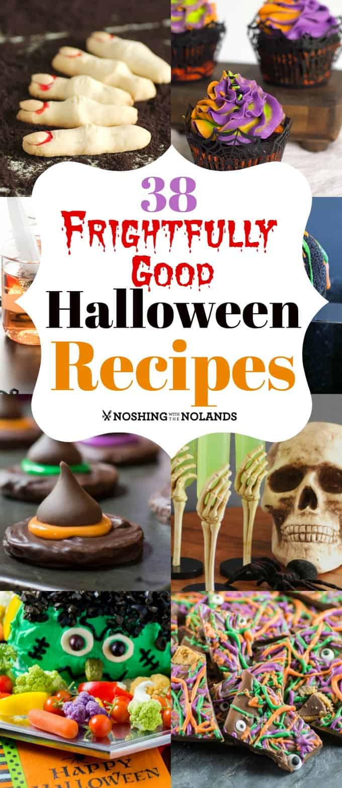 38 Frightfully Good Hallloween Recipes