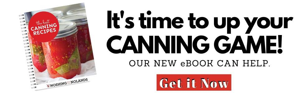 Canning Ebook banner