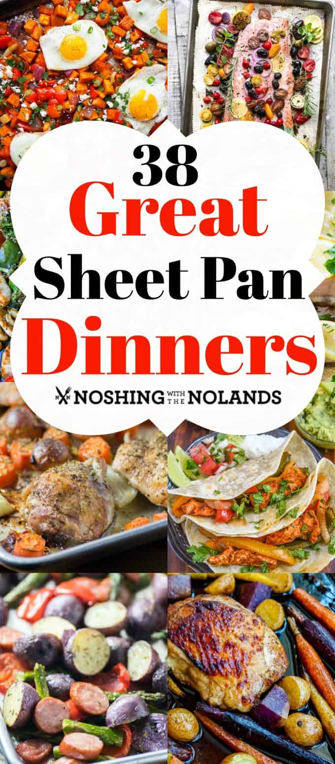 38 Great Sheet Pan Dinners