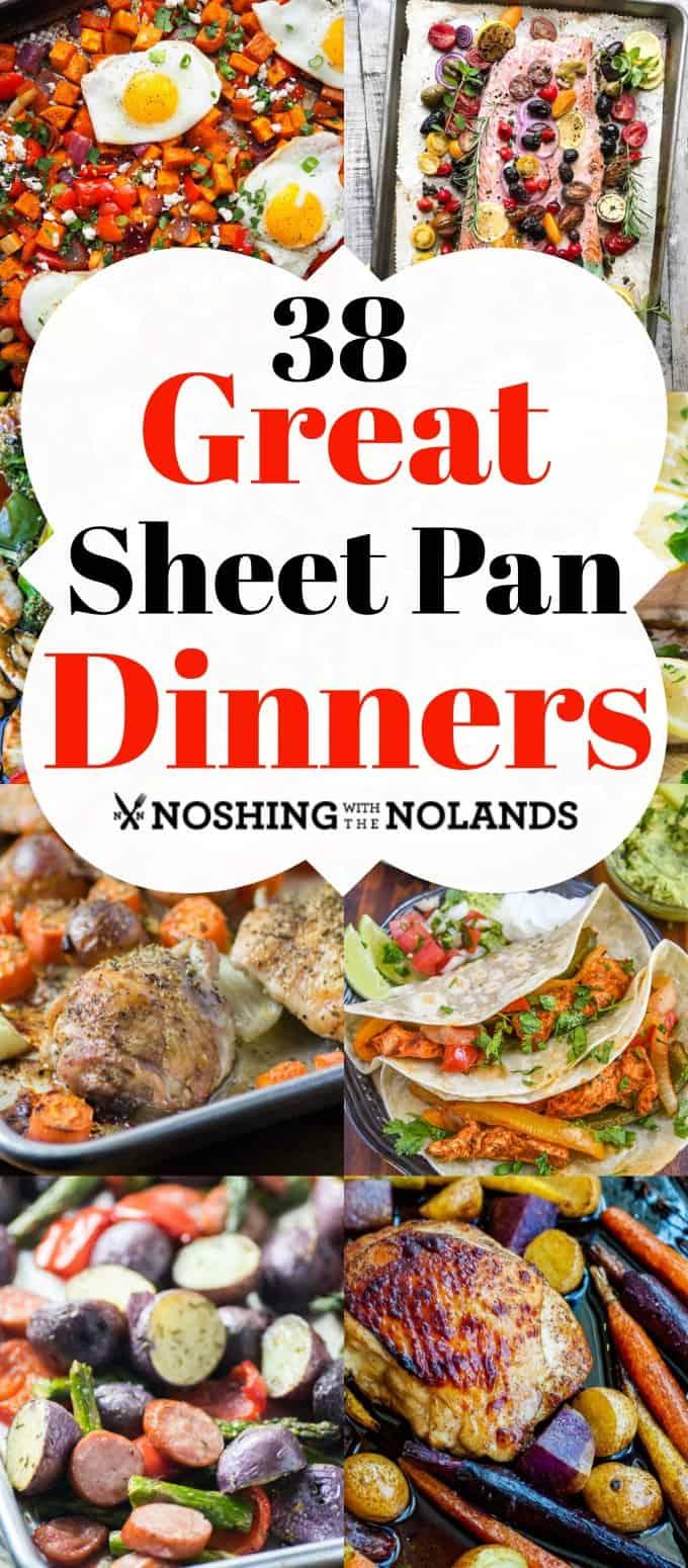 38 Great Sheet Pan Dinners