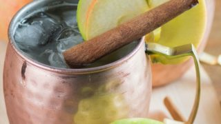 Apple Bourbon Moscow Mule Recipe