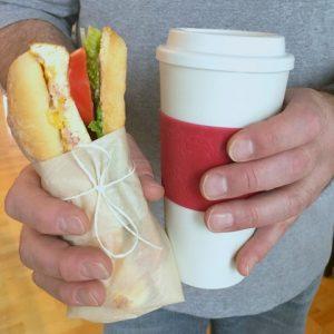 Breakfast Sandwich To Go