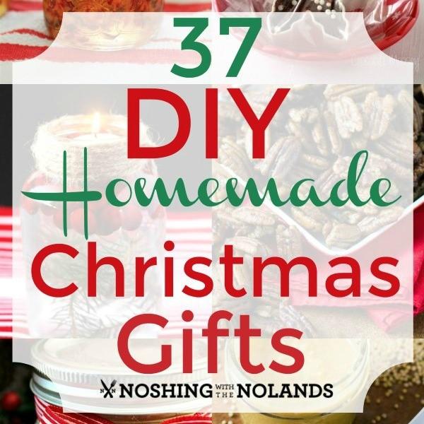 37 DIY Homemade Gifts