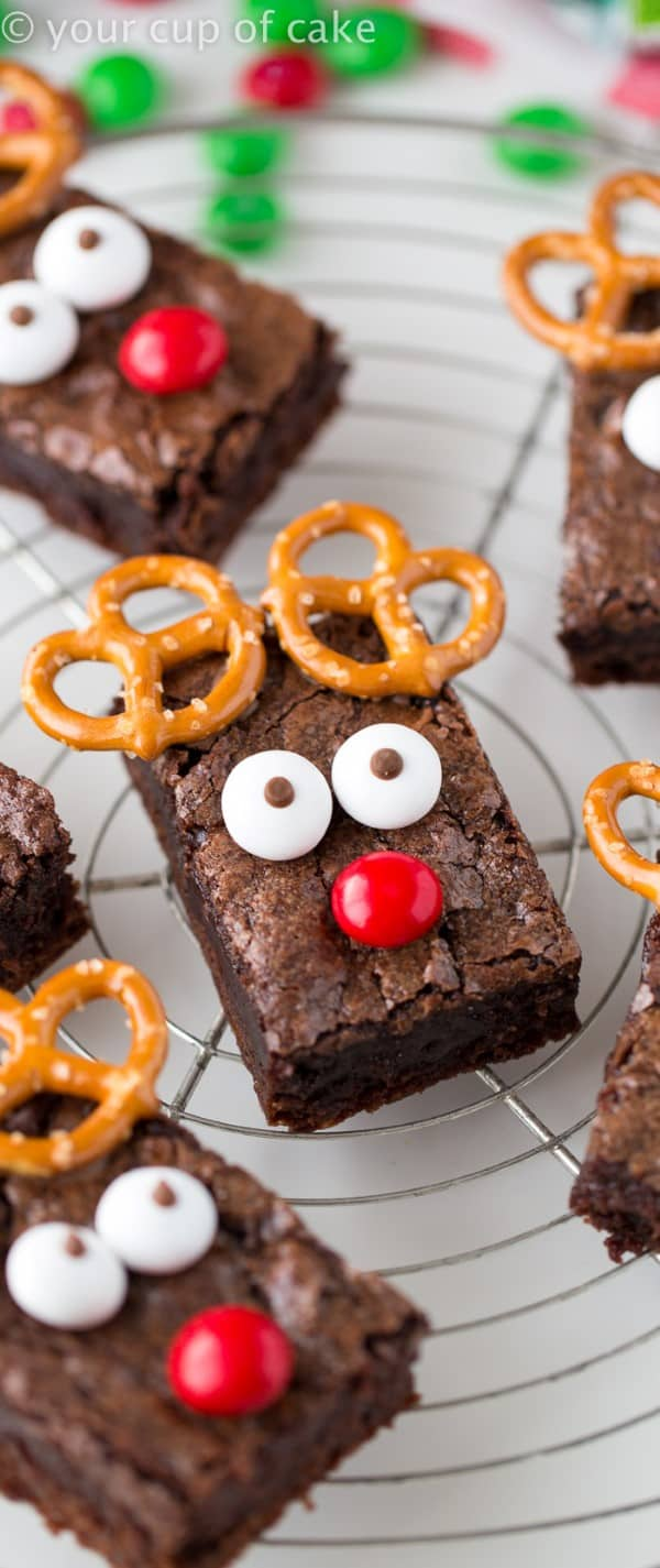 Christmas Deserts.30 Cute Christmas Desserts And More