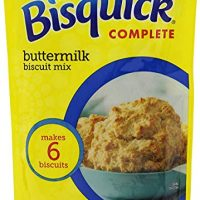 Betty Crocker Bisquick Complete Biscuit Mix, Buttermilk, 7.75 Oz, Pack of 9