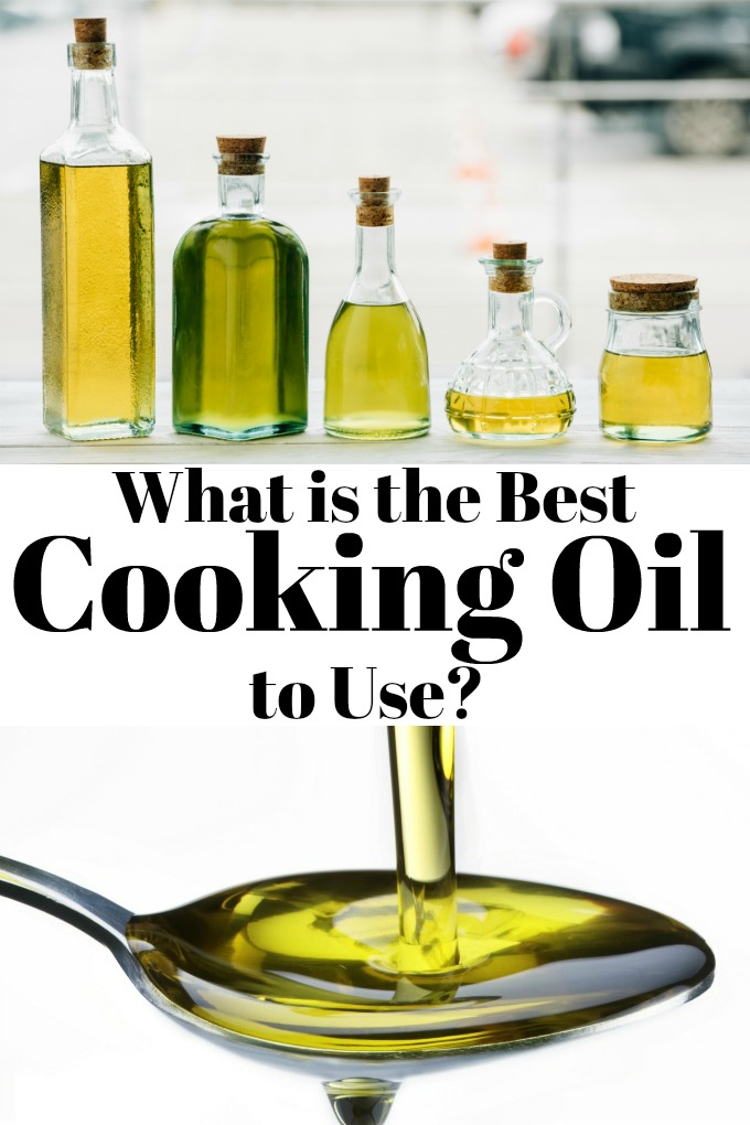 What is the Best Cooking Oil to Use? Do you know the difference?