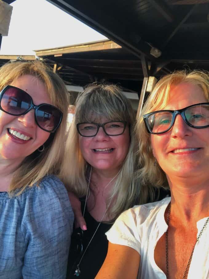 Friends in Aruba