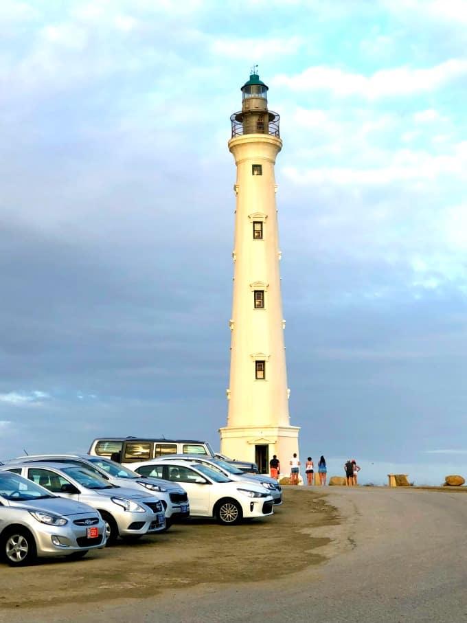 Lighthouse in Aruba