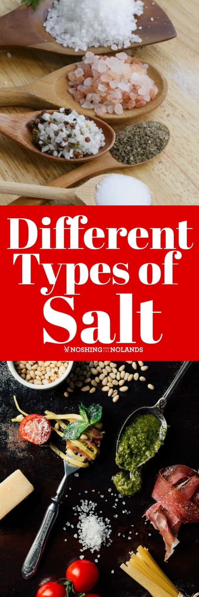 Different Types of Salts have different salt contents and different uses!! Check out what is right for you!! #salt #salt basics