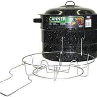 Granite Ware 0707-2 21.5 Quart Canner With Lid