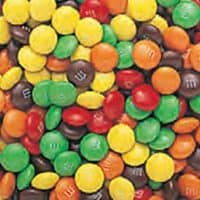 Mini Milk Chocolate M&M Topping Bits 5LB Bag