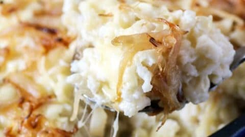 Cheese Spaetzle Recipe (Kaesespaetzle)