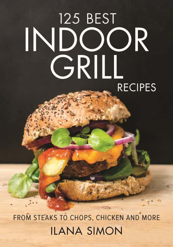 125 Best Indoor Grill Recipes Cookbook