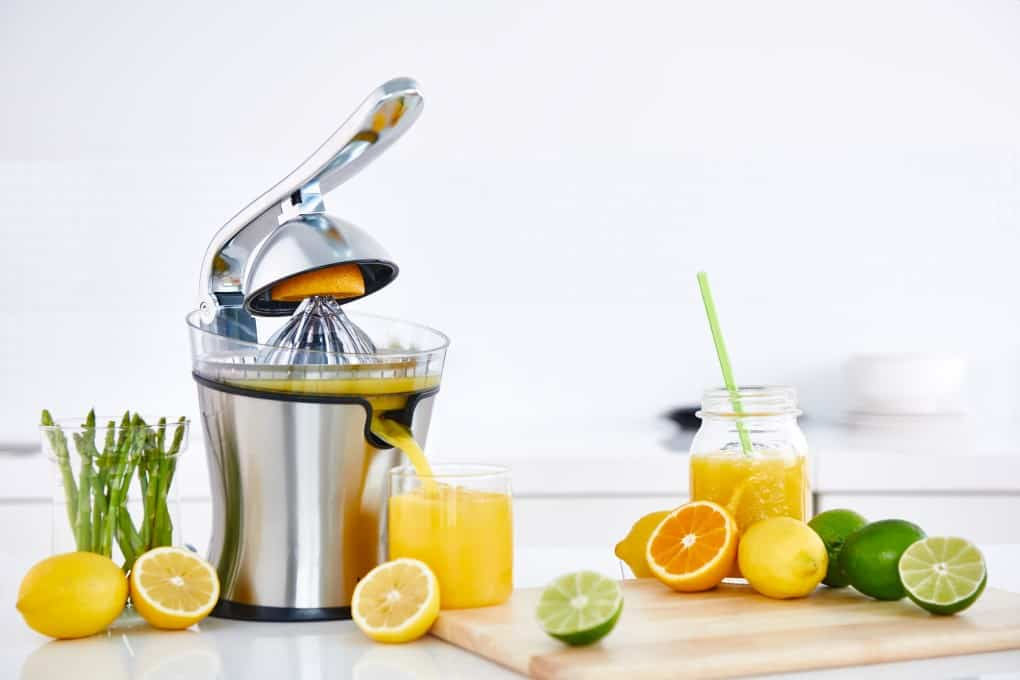 Hurom citrus juicer