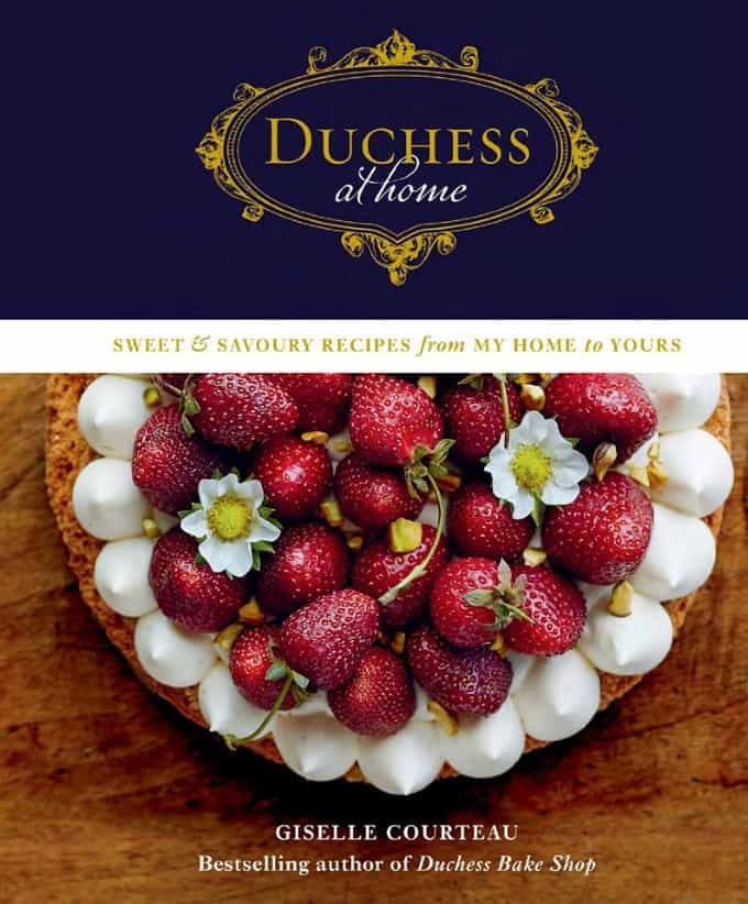 Duchess at Home cookbook cover