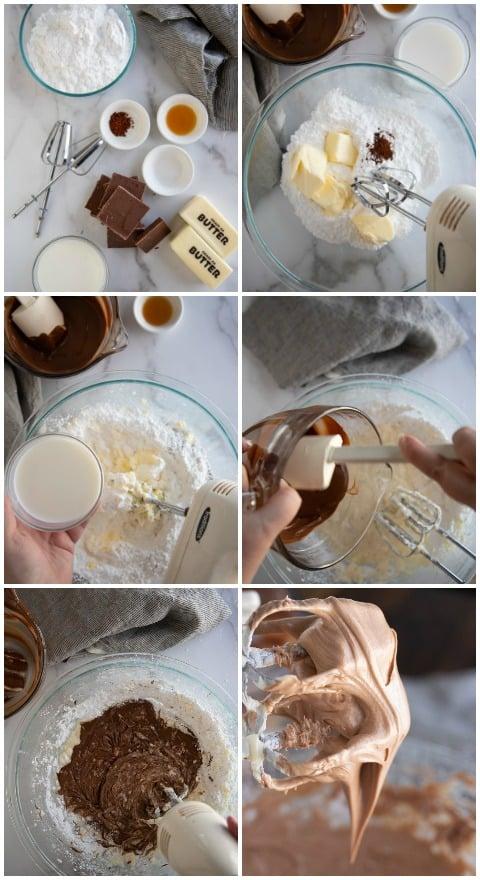 How to make Chocolate Buttercream