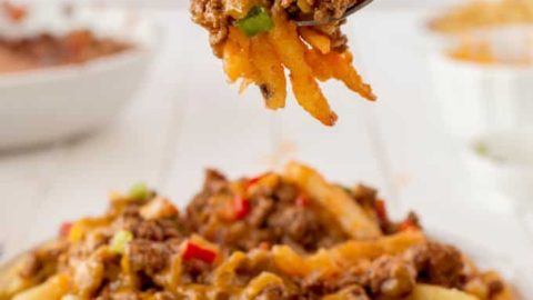Chili Cheese Fries