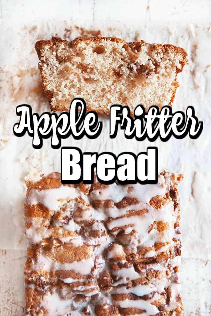 Apple Fritter Bread Pin
