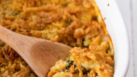 Easy Broccoli Turkey Divan