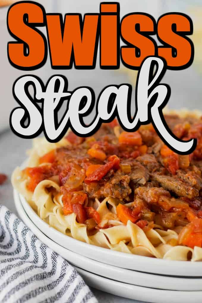 Easy Oven Swiss Steak Recipe - Noshing With the Nolands