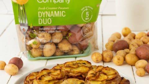 Little Potato Pommes Anna