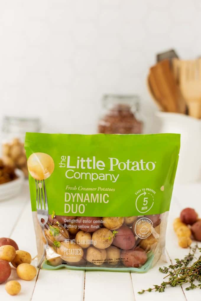 Bag of Dynamic Duo from The Little Potato Company