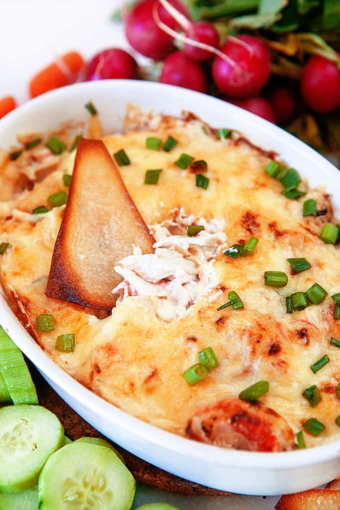 Crab Dip Party Appetizer