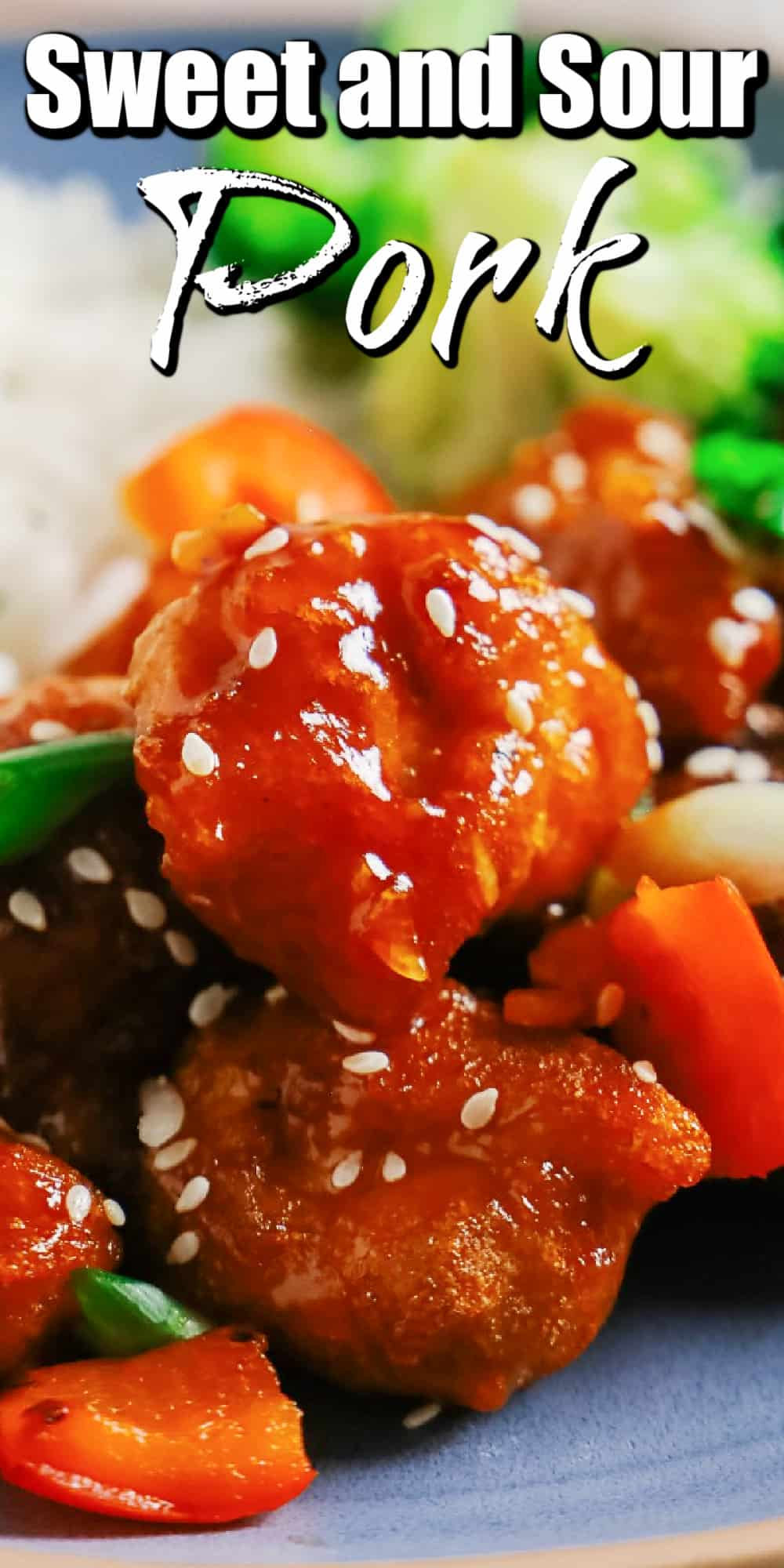Sweet and Sour Pork Pin