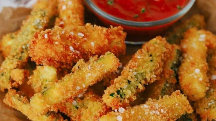 Best Fried Zucchini Recipe