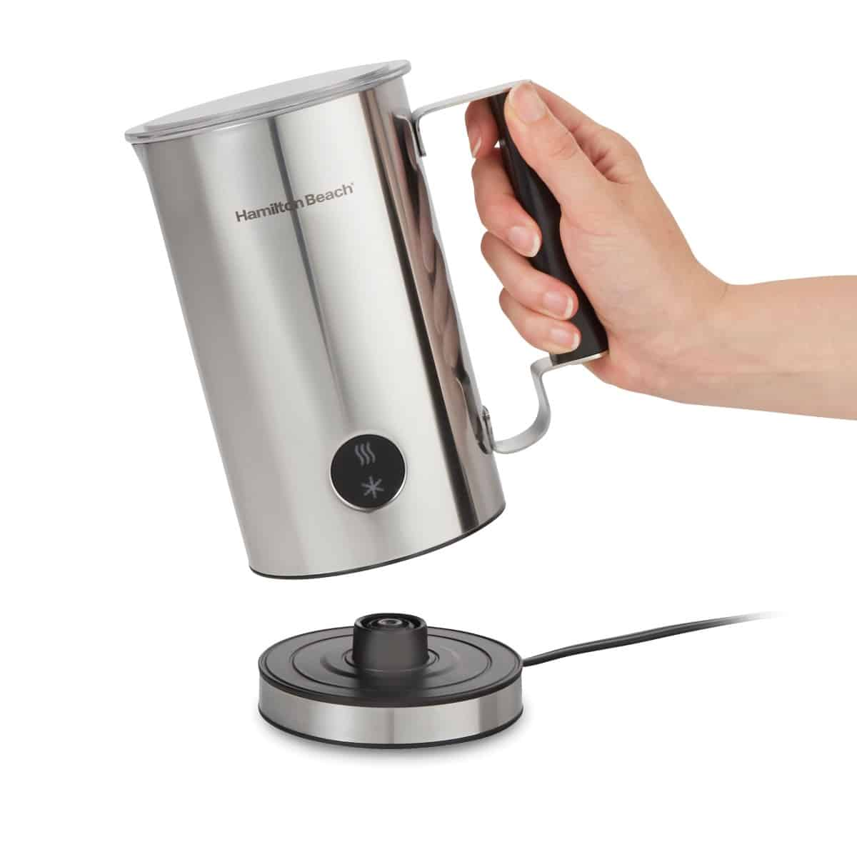 Hamilton Beach Milk Frother and Warmer for Barista Gift Guide