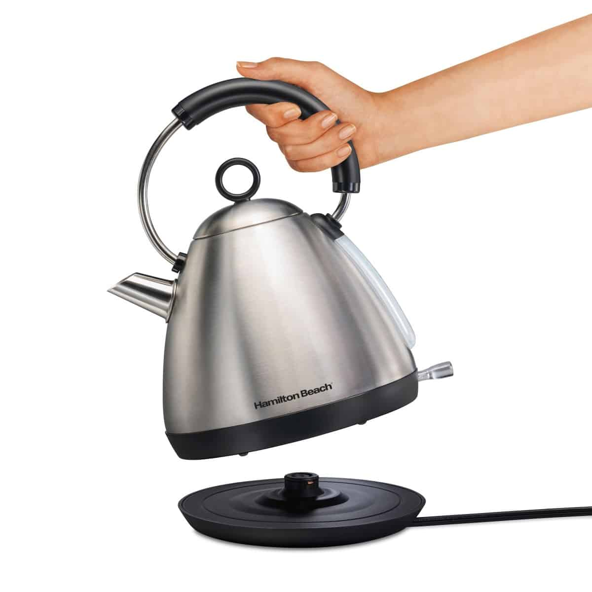 Hamilton Beach Stainless Steel Dome Kettle for Barista Gift Guide