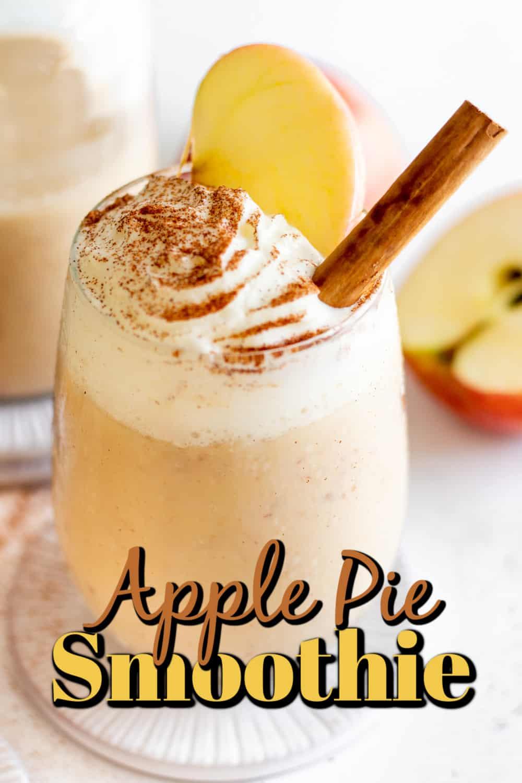 Apple Pie Smoothie Pin
